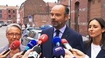 Zéro déchet-zéro gaspillage : Edouard Philippe valorise les initiatives de la ville de Roubaix
