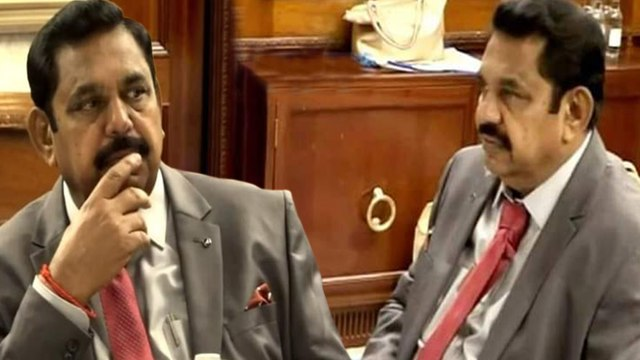 Watch Video : TN CM Edapadi palanisamy wears Suit in his foreign Trip