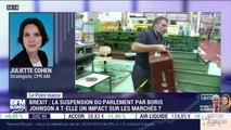 Le point macro: La suspension du Parlement britannique a-t-elle un impact sur les marchés ? - 29/08