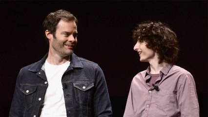 Finn Wolfhard helped Bill Hader land 'It' sequel role