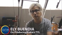 Ely Buendia - On Producing kakie's single TYL