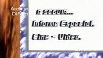 ID a seguir por TVN: Informe Especial. Cine-Video 1993