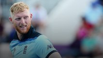 Ben Stokes in profile