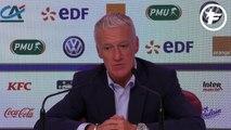 Didier Deschamps juge les débuts de Griezmann au Barça