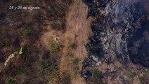 Bolsonaro decreta suspensión de quemas para frenar incendios amazónicos
