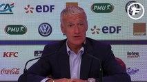 Didier Deschamps justifie l'absence de Samuel Umtiti