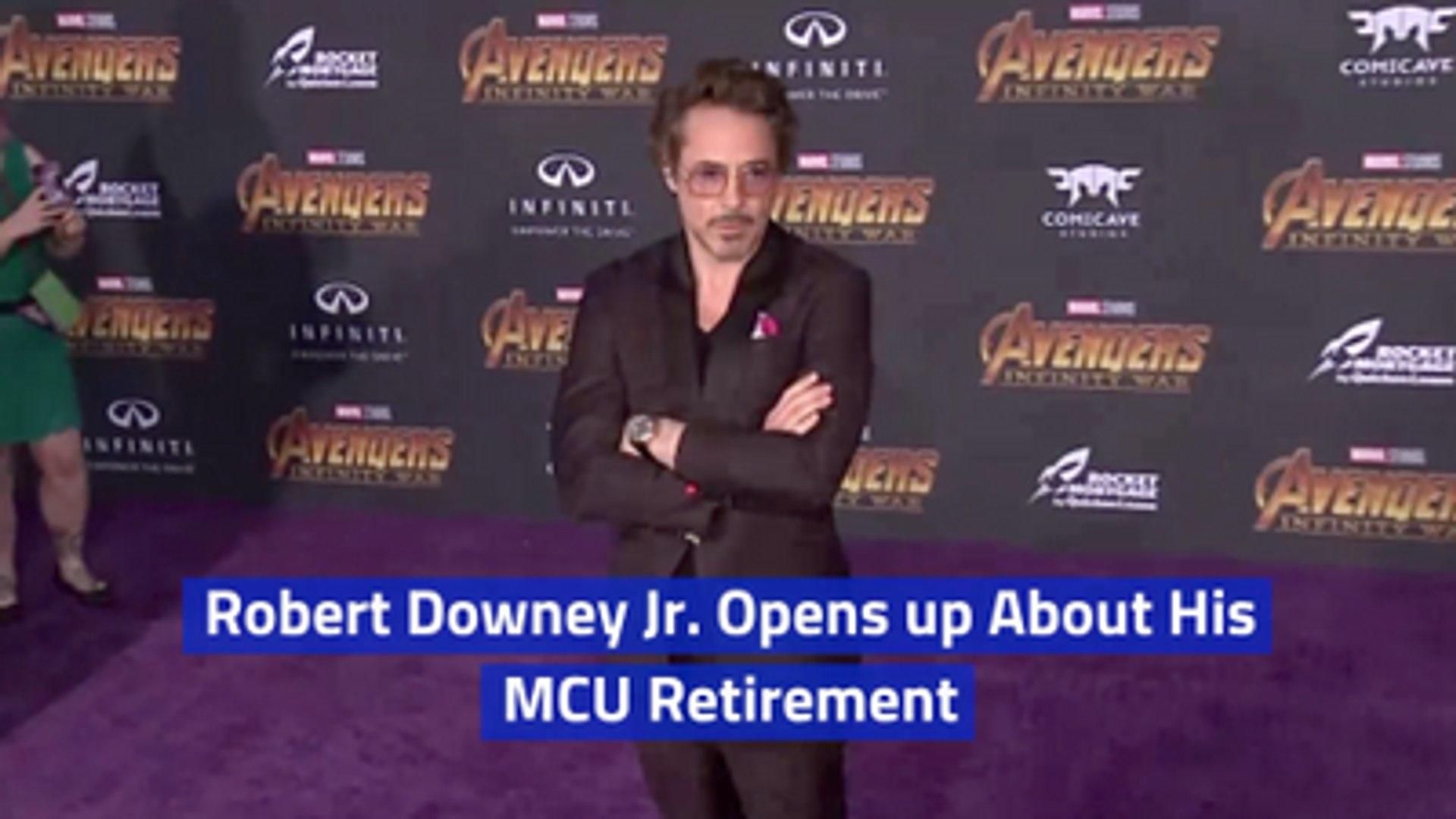 Robert Downey Jr Post Iron Man