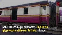 La SNCF s'engage à abandonner le glyphosate d'ici à 2021