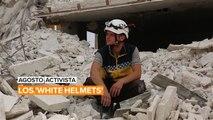 Agosto Activista: Salvando a las víctimas de bombardeos