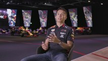 Interview with new Red Bull driver Alex Albon