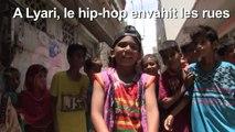 Au Pakistan, du rap pour oublier la terreur des gangs