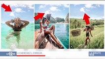 •Une blogueuse voyage critiquée pour avoir trafiqué ses photos sur Instagram