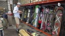 Reportage - Nok Boards : des snowboards recyclés