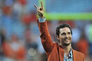 Matthew McConaughey Signs on as Professor at University of Texas