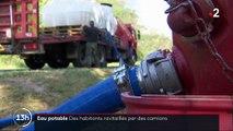 Sécheresse : de plus en plus de communes ravitaillées en eau par camions