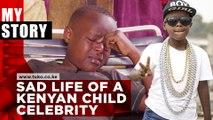 The sad life of a Kenyan child celebrity :Juala Superboy