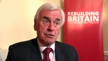 McDonnell positive about parliamentary majority against govt