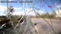 1 kişinin öldüğü 3 kişinin yaralandığı kaza, kameralara yansıdı