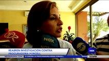 Reabren investigación contra procuradora Porcell - Nex Noticias