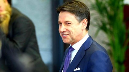 Italy's Conte secures backing to form new coalition government