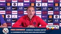 Replay: Conférence de presse de Thomas Tuchel avant FC Metz  Paris Saint-Germain