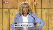 Insultes de Jair Bolsonaro: Brigitte Macron remercie les Brésiliens et les Brésiliennes qui l'ont soutenue