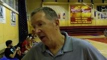 Jacky Bichard coach Martigues Sport Basket