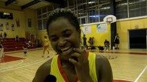 Monique Ilouga nouvelle joueuse de Martigues Sport Basket