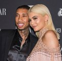 Kylie Jenner Bumped Into Ex Tyga at Nightclub