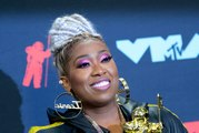 Missy Elliott Loses Diamond Necklace at MTV VMAs