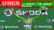 Minuto del maillot verde   La Vuelta 19