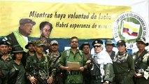 L'ex-n°2 des FARC annonce qu'il reprend les armes