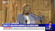 Insultes de Jair Bolsonaro: Brigitte Macron remercie les Brésiliens qui l'ont soutenue