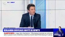 """Benjamin Griveaux: """"Se dire qu'une campagne pour devenir maire de Paris, c'est se bercer de douces illusions"""""""