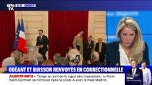 Claude Géant et Patrick Buisson renvoyés en correctionnelle