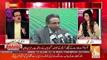 The Passage Of Presidential Ordinance Has Reprieved 208 Billion Rupees On Influential Industrialists-Dr.Shahid Masood