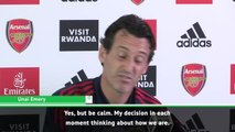 Pepe, Auba and Lacazette can play together - Emery