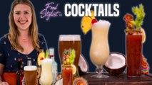 Food Stylist Vs. Cocktails