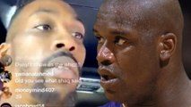 Dwight Howard RESPONDS To Shaqs Petty DISS On Instagram Live!