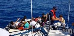 8 ayda Türkiye'den Avrupa'ya geçmek isteyen 235 bin düzensiz göçmen yakalandı