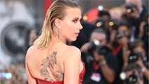 Scarlett Johansson Tackles Divorce In 'Marriage Story'