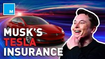 Tesla announces its own insurance policy, with a catch