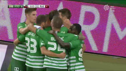 Ferencváros 4-2 FK Suduva - video dailymotion