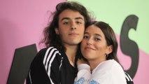 Leti Siciliani y Juan Cavoti en MTV Fans en Vivo