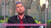 Lance Bass was 'Trying to Get' Lisa Vanderpump to Leave 'Real Housewives' 'For Years'