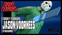 NECA Toony Terrors Friday the 13th Jason Voorhees Figure Review
