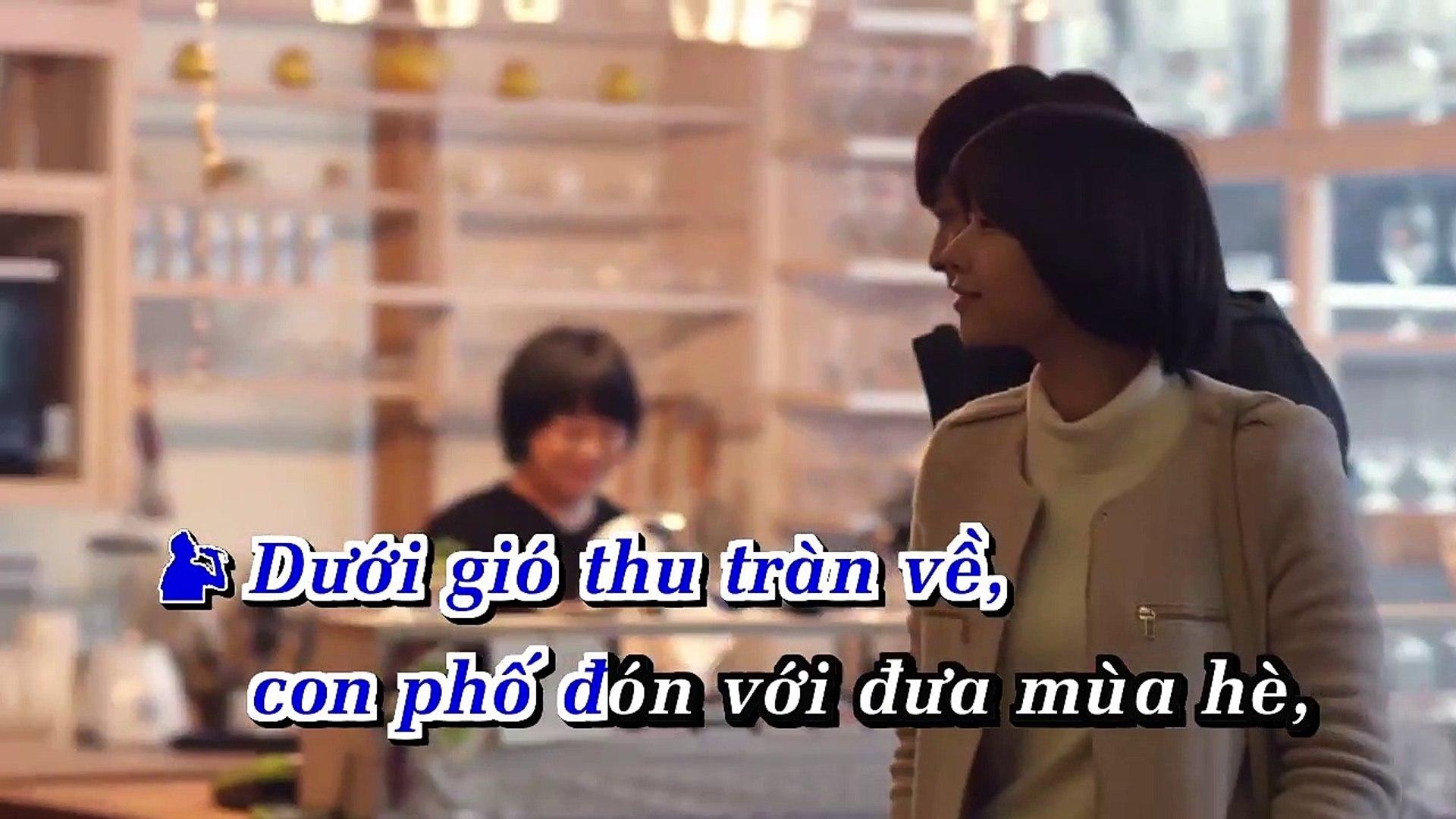 [Karaoke] Hoa Sữa - Justatee Ft. Mr.a, Kimmese