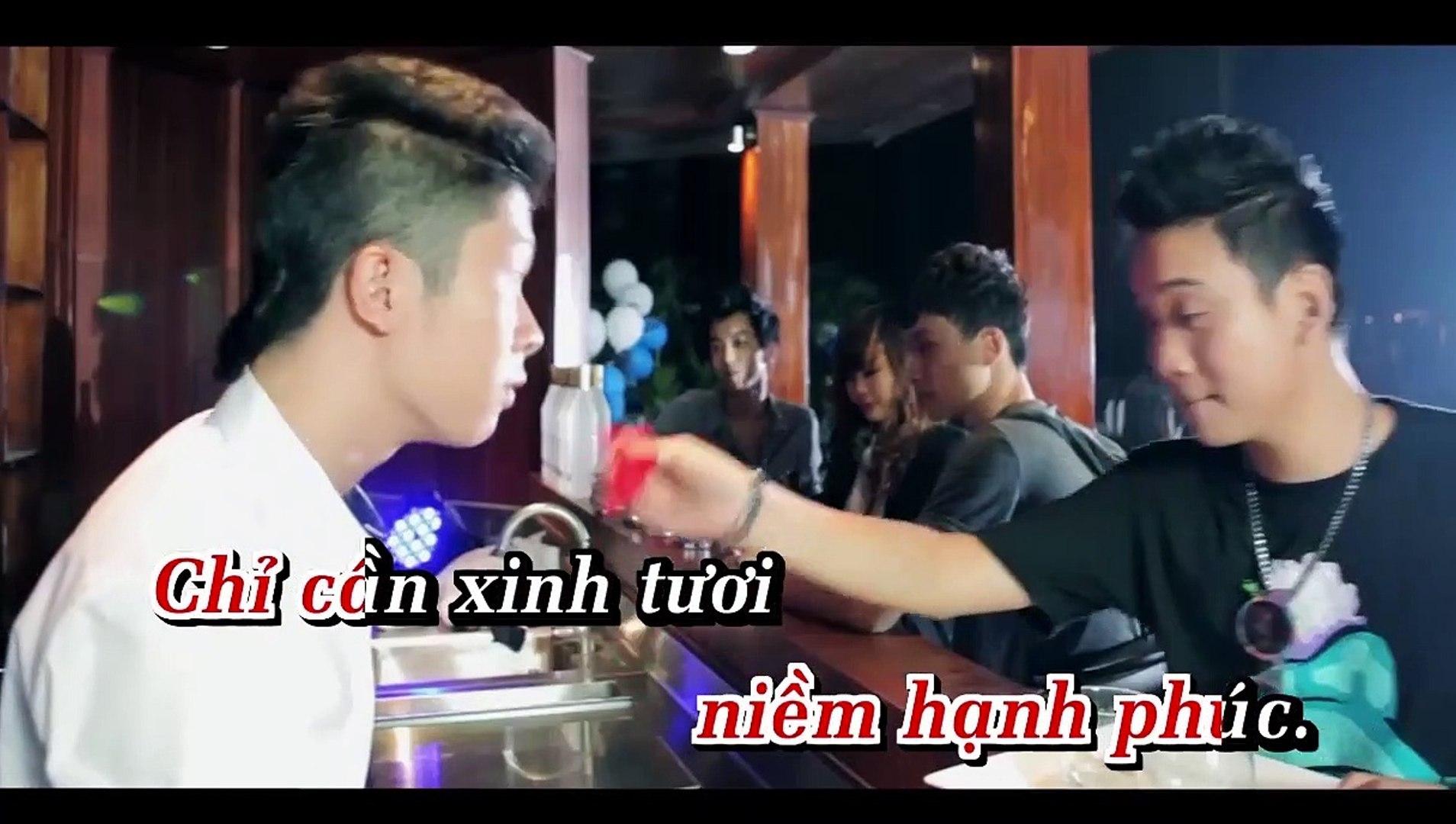 [Karaoke] Tình Cờ - Emily Ft. Lk, Justatee [Beat]