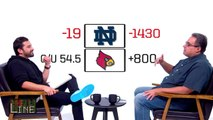 Notre Dame/Louisville Betting Preview