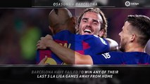 5 Things - Barcelona's struggles on the road